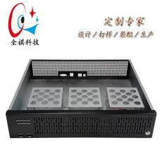 2U工控机箱/服务器机箱/硬盘位/2U机箱/大电源位/NVR存储