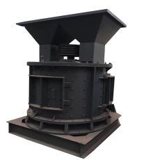 兆峰机械生产石料整形制砂机 水泥熟料制砂机 焦作河卵石制砂机