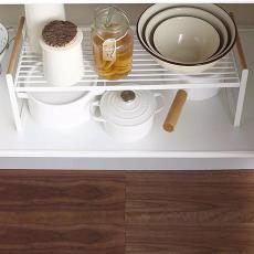 厨房调料落地铁艺瓶置物架 单层锅 台面双层调味品小清新架调味架