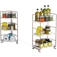 用品置免打孔 三角形小墙角大 厨房用具小百货调料架调味置免打孔