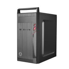 台式机电脑机箱 办公家庭式MATX 手提mini机箱 科迪亚 黑色 扬天