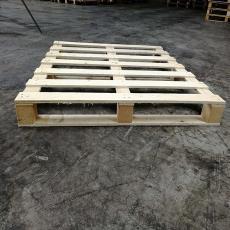 四面进叉免检托盘 胶合层板木卡板 出口免免熏蒸木栈板