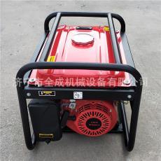 220V家用發電機 熱賣 全成小型汽油發電機組 3000W汽油發電機組