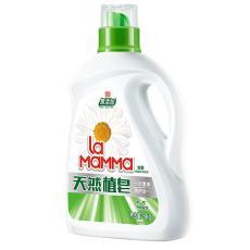 新妈妈护手无添加洗衣液天然植物皂液升级新版整箱4瓶24斤3kg*4瓶