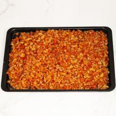 散裝整箱25斤裝糖漬橙皮丁臍橙皮丁吐司面包月餅餡料烘焙原料