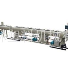 聚丙烯冷热水管挤出生产线设备 供应浙江双林SL PPR PPR63