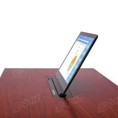 会议桌面超薄升降器 13.3寸无纸化超薄升降器 液晶屏桌面升降器