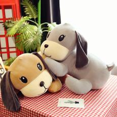 厂家直销抖音同款趴趴狗抱枕儿童礼物玩偶创意毛绒玩具一件代发