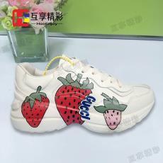 皮革紡織鞋面3d草莓logo高落差彩色噴印機 廣州成品鞋子uv打印機