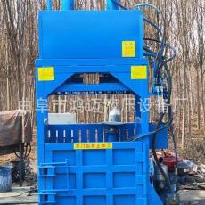 雙杠大型立式廢舊物品液壓打包機 塑料廢舊紙箱打包機