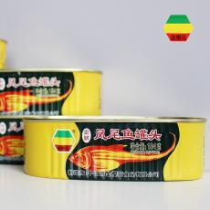 佐餐调味 火锅烧烤 金樱花凤尾鱼罐头 户外食品 青菜鱼干下酒菜