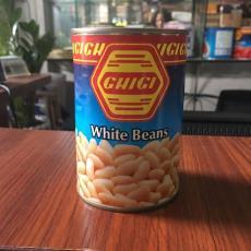 适合西餐厅 珗唛牌盐水白豆罐头400g*24