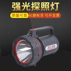 供应强光手电筒 应急灯防爆灯批发 户外LED强光充式探照灯