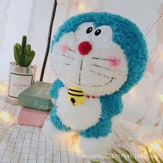 新款哆啦A梦公仔 儿童布娃娃玩偶机器猫生日礼物 叮当猫毛绒玩具