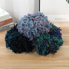 地墊包包波斯綸珊瑚絨紗線批發 現貨熱銷DIY手工編織珊瑚絨毛線