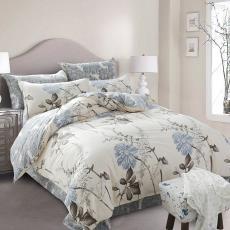 全棉12868四件套床单被套纯棉简约床上用品批发直销微商