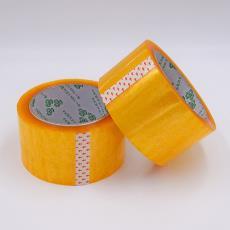 透明胶带封箱带宽胶带布快递包装打包大小封口胶带纸45mm宽高拉力