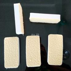 東莞工廠直銷絨布EVA復合白板擦 學校寫字板擦 文教辦公黑板擦