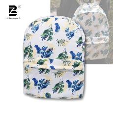 高中生旅行背包初中学生书包定制加工 2019新款女休闲双肩背包