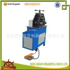 铁艺机械设备 铁艺工厂用于方管加工机械设备 铁艺弯管机