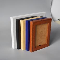 多尺寸可定制 * 創意擺臺畫框 彩色裝飾畫框10寸塑料相框