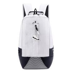 厂家批发定制男女运动休闲双肩背包AJ同款中学生书包户外旅行潮包