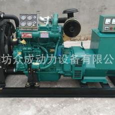 廠家直銷40千瓦柴油發電機 小型發電機價格 40kw柴油發電機組