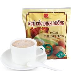 进口越南威拿麦片即食鸡蛋玉米牛奶麦片500g营养早餐零食特产批发