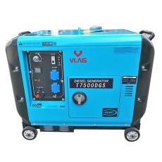 超靜音柴油發電機組 Vlais 5kva 柴油發電機