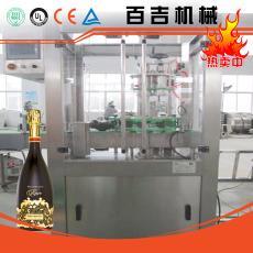 三合一灌裝機 供應含氣飲料生產線設備 等壓灌裝機 飲料灌裝機