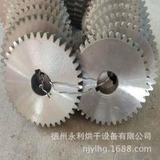 不锈钢齿轮 链轮节距、厚度、齿数、材质均可定制 单排多齿链轮