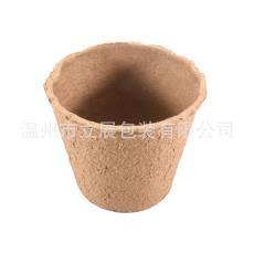 紙漿10*10圓形育苗杯紙制品育苗杯價格從優保證品質