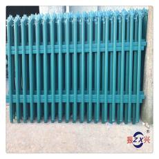 绿化草坪防护栅栏电力隔离防护栏 绿色PVC变压器塑钢护栏厂家定制