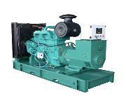 薄利多銷 450KW康明斯柴油發電機組 廠家直銷 大型備用電源發電機