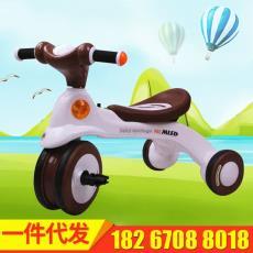 寶寶單車 3-4-5-6歲 帶音樂燈 米藍圖兒童 腳踏車 三輪車