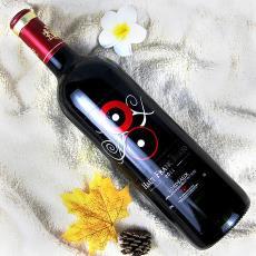 掃碼價988 法國原瓶進口AOC級紅酒葡萄酒婚宴酒席紅酒團購批發