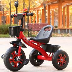 一件發兒童三輪車腳踏車手推車寶寶童車小孩自行單車1-2-3-6歲童