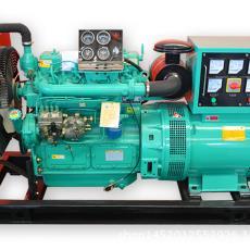 濰柴發電機組30kw-250kw,型號GF2-30廠家直銷批發