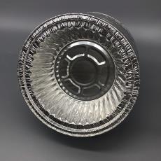 錫紙碗加厚煲仔飯一次性燒烤花甲粉腦花專用鋁箔碗圓形外賣打包盒
