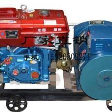 中國常運10KW千瓦家用小型柴油發電機組單相三相380V220V電啟手動