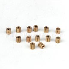 供应异形铜基类轴承026粉末冶金多孔质轴承粉末冶金 含油轴承