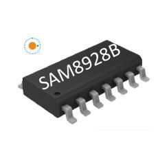 SAM8928B 9-10連發電子禮花禮炮驅動IC芯片