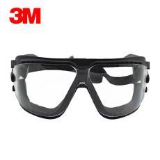 大視野防霧眼鏡 批發3M 打磨高粉塵作業保護眼鏡 16618防灰塵眼鏡