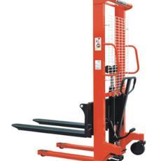 手動工具叉車 廠家直銷液壓堆高車升高車機械堆垛手推搬運車