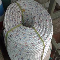 攀登繩 三股安全高空清洗繩 登山繩保護作業 滌綸安全繩