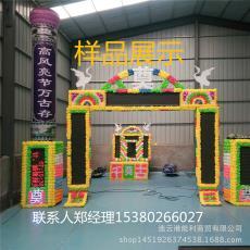 佛教殡葬用品电子遗像 大量批发电子灵台彩屏高清显示LED屏幕