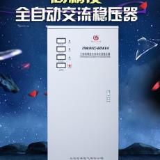 廠家直銷  現貨供應 三相全自動穩壓器60KVA 380V穩壓器