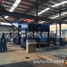 輸送帶硫化機生產線 1900T大噸位平板硫化機,4.2米