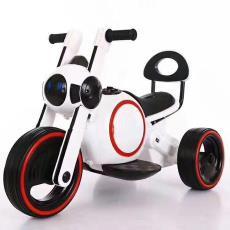 廠家直銷兒童電動摩托車電動三輪車燈光音樂電瓶車批發