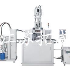 江蘇拓威生產立式液態硅膠注射機,